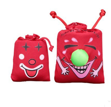 Funny  music novelty toys tricky trick bag laugh a pinch of laughter ha bag