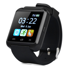 U8S Smart Watch Outdoor Sports Bluetooth 3.0 Sleep Tracker Pedometer Coming call Message for Android phone with Original Box(China)