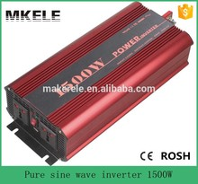 MKP1500-121R off grid pure sine wave 1500 w inverter,12v to 120v power inverter,12vdc inverter,power inverter suppliers
