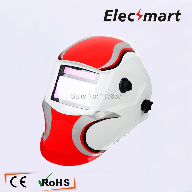 New type Auto darkening welding cap TIG MIG MMA electric welding mask/helmet/welder cap/lens for welding<br><br>Aliexpress