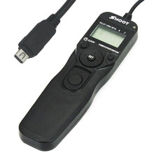 RM UC1 Camera Shoot LCD Timer Remote Control Shutter Release Cable For Olympus E400 E410 E420 E510 E520 SP-510UZ SP-550UZ SP-560