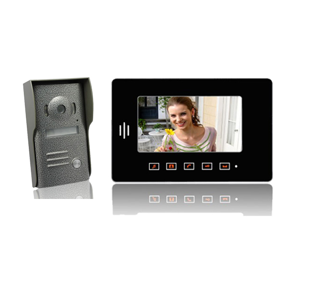 FREE SHIPPING 7inch Video Door Phone Intercom Monitor System Doorbell Household In Stock Wholesale apartment video intercom <br><br>Aliexpress