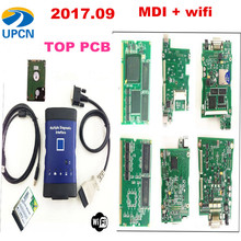 Quality A+ WIFI MDI 2017.9 For GM MDI and HDD 2017.09 Software For Opel Diagnosis for gm mdi car Diagnostic Tool No Wifi(China)