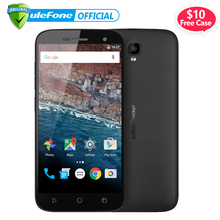 Ulefone U007 Pro Mobile Phone 5 inch HD 1280x720 MTK6735 Quad Core Android 6.0 1GB RAM 8GB ROM 8MP CAM Dual Sim 4G Cellphone