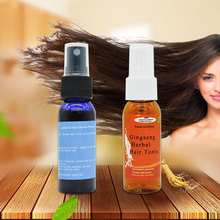 2 bottles Lanthome Hair treatment Liquid spray Product 30ml yuda alopecia pilatory extra strength anti hair loss hair regrowth