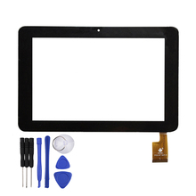10.1Inch for Sanei N10 AMPE A10 TPC0187 VER1.0, 263*172mm Tablet Touch Screen Touch Panel Digitizer Glass Sensor Replacement