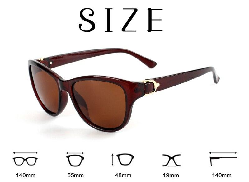 نظارات شمسية مستقطبة للمرأة 3
