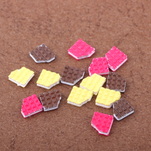 20pcs/lot  New Arrive Mix Color Colorful cookie Charms DIY Dessert Charms Be An Gifts TMC#001(Free Shipping)