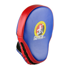 SUTENG Brand Taekwondo Target Pads PU Leather training equipment Punching Kicking Pad Curved Target MMA Boxing Curved Punch Pad