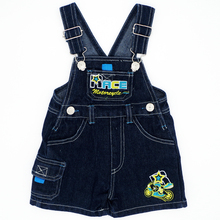Pattern Random Color 4 Size Baby Boys Girls Bib Jumpsuits Sling Pants Children Denim Overall Trousers Kids Clothes Infant Jeans