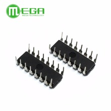 Free shipping 50pcs/lot L293 L293D DIP-16 Driver IC NEW(China)