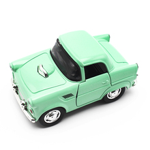 1:36 Classic Mini Flashing Musical Pull Back Alloy Car Beetle Car with Sound Light Model Toys For Children