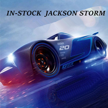 Disney Pixar Cars 3 Jackson Storm Diecast Metal Toys Car For Children Gift 1:55 Loose New In Stock(China)