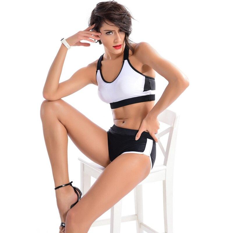 2017 S-XXL High Neck Cropped Tops Swimsuit Junior Bikini Brazilian Biquini Swimming Suit Halter Top Push Up Bikini Set Swimwear<br>