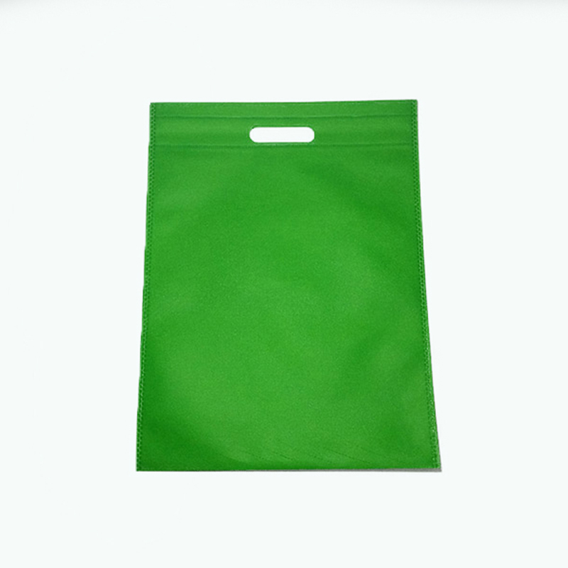 New Reusable Shopping Bag Non-Woven Fabric Bags Folding Shopping Bag For promotionGiftshoesChrismas Grocery Bags Shop Custom (1)