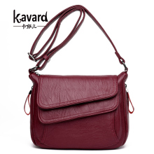 Kavard Women Leather Handbags New Style Women Bag sac a main femme Luxury Handbags Women Bags Designer Small Handbag 2017 Sling(China)
