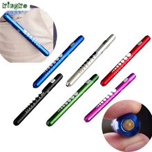 High Quality Medical First Aid LED Pen Light Flashlight Torch Doctor Nurse EMT Emergency zaklamp lanterna   interna led lampe