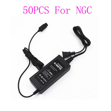 50PCS Replacement AC Wall Power Supply Charger Adapter Cord for Nintendo Gamecube NGC(China)
