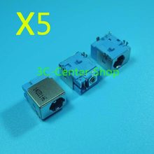 5 PCS New Original Laptop dc power jack Connector For Acer Aspire 2480 3100 3690 3680 4720Z 5070 4520 4520G +Tracking Number(China)