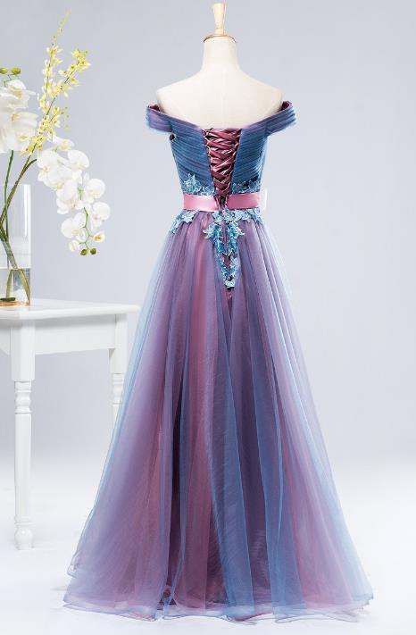 VENSANAC New A Line 2018 Embroidery V Neck Long Evening Dresses Short Cap Sleeve Elegant Draped Sash Party Prom Gowns 4