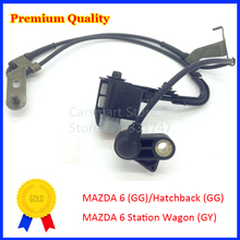 ABS Wheel Speed Sensor Front Right for MAZDA 6 GG Hatchback Station Wagon GY GJ6A4370XC GJ6A4370XD GJ6A4370XA
