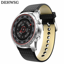 2017 New KINGWEAR smart watch KW99 Android 5.1 MTK6580 512MB + 8GB smartwatch support heart rate SIM 3G GPS WiFi For IOS Android