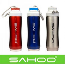 Buy SAHOO 350ml Outdoor Sports Stainless Steel Water Exquisite Drinking Water Bottle Bicycle Cycling Water Bottle Free for $12.99 in AliExpress store