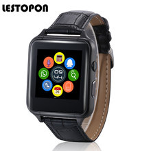 LESTOPON Smart Watch Fashion Smartwatch Android With Heart Rate Sleep Tracker Pedometer Wrist Watches for Cell Phone