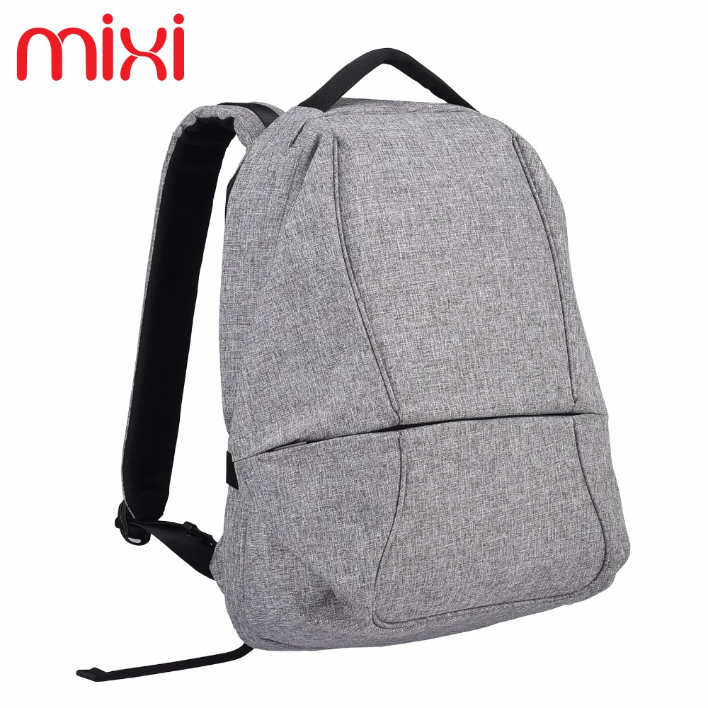 Mixi 19L Outdoor Backpack Climbing Backpack Sport Bag Camping Backpack with Hidden Zipper Gray,Light Gray Travel Bags<br>