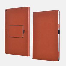 Fashion Litchi Grain PU Leather Cover Case for ASUS Transformer 3 T305C Tablet PC Cover Case with Kickstand and Pen Loop Design(China)