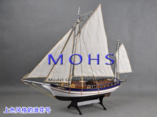ALL NEW VERSION Wooden sailing boat model wood scale model 1/30 SPRAY BOSTON  scale assembly model ship building kits updated