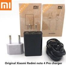 Original Xiaomi Redmi note 4 Pro charger Usb Wall Charger Adapter xiaomi mi 3/3s/mi4/4/redmi note 1s/2/3/4/redmi 3x/3s/4a