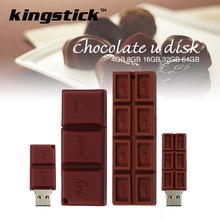 My sweet chocolate 32GB pen drive 4GB 8GB 16GB Memory Stick 64gb usb flash drive pendrives romantic forever gift