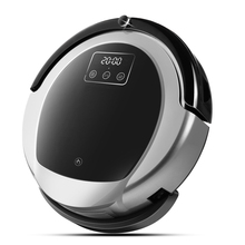 Robotic Vacuum Cleaner B6009, 2D Map & Gyroscope Navigation,with Memory,Low Repetition,Virtual Blocker,UV Lamp,Wet Mop