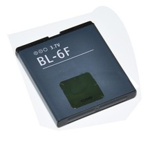 Sale! Good Quality Full Capacity 1200mAh BL-6F Mobile Battery Batteries for Nokia 6788i N95 8G N78 N79 6788