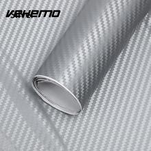 3D Car stickers Car-styling Accessories Interior Carbon Fiber Film Car Styling Wrap Carbon Fiber Vinyl Car Wrap Sheet Roll Film
