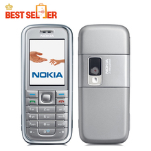 Original phone Nokia 6233 GSM FM Camera Cheap cell Phone Unlocked