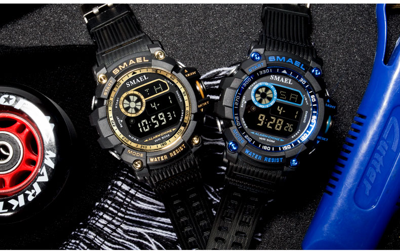 9.Sport Watch Digital Watches LED
