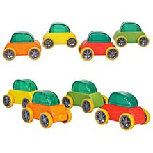Kids Candy Car Wooden Toys Mini Model Car Detachable Wooden Children Toys Car Baby Educational Toy Random Color(China)