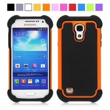 Phone Bag Case for Samsung Galaxy S2 S3 S4 S5 mini S6 S7 Note 2 3 4 5 Football Skin Hybrid Back Case For Samsung S3 Case S5 mini