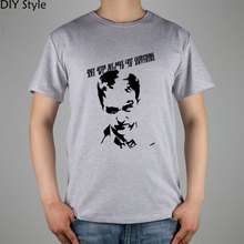 FIGHT CLUB JACK T-shirt Top Lycra Cotton Men T shirt New DIY Style