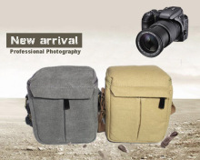 Brand New Waterproof Camera Bag with Shoulder Strap High Quality Carry Case For Nikon Sony Canon Free Shipping(China)
