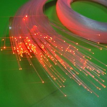 Free shipping PMMA optic fiber strans 1.5mm 150pcs X2meter to DIY home light curtain,avaliable for many kinds of led illuminator