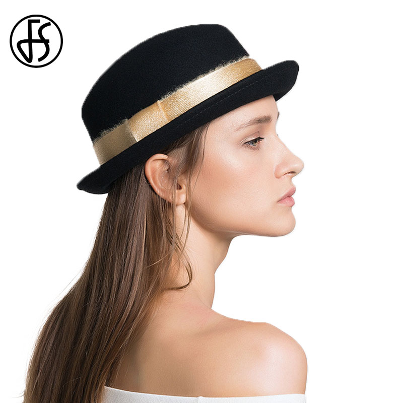 fdcdb5730c9 Buy short brim fedora and get free shipping on AliExpress.com