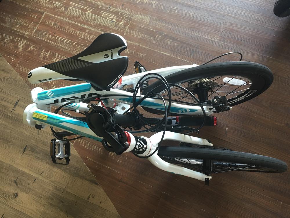 folding bike review