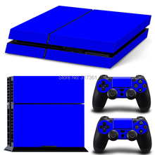 Skin stickers for Sony Playstation 4 console+dualshock 4 PVC vinyl decal for ps4 sticker for ps4 skin-hulk SP4