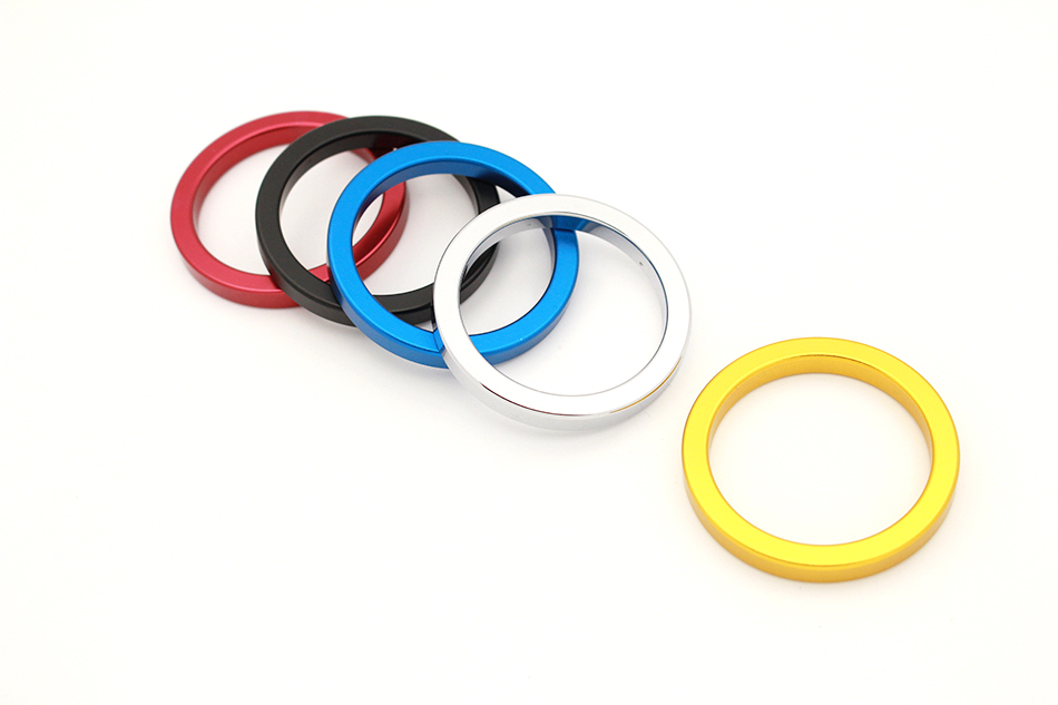 QRTA multiple Colour Space aluminum Penis Rings Cock Ring Adult Products Delay Male Masturbation Health Fun Happy Sex Toys 20