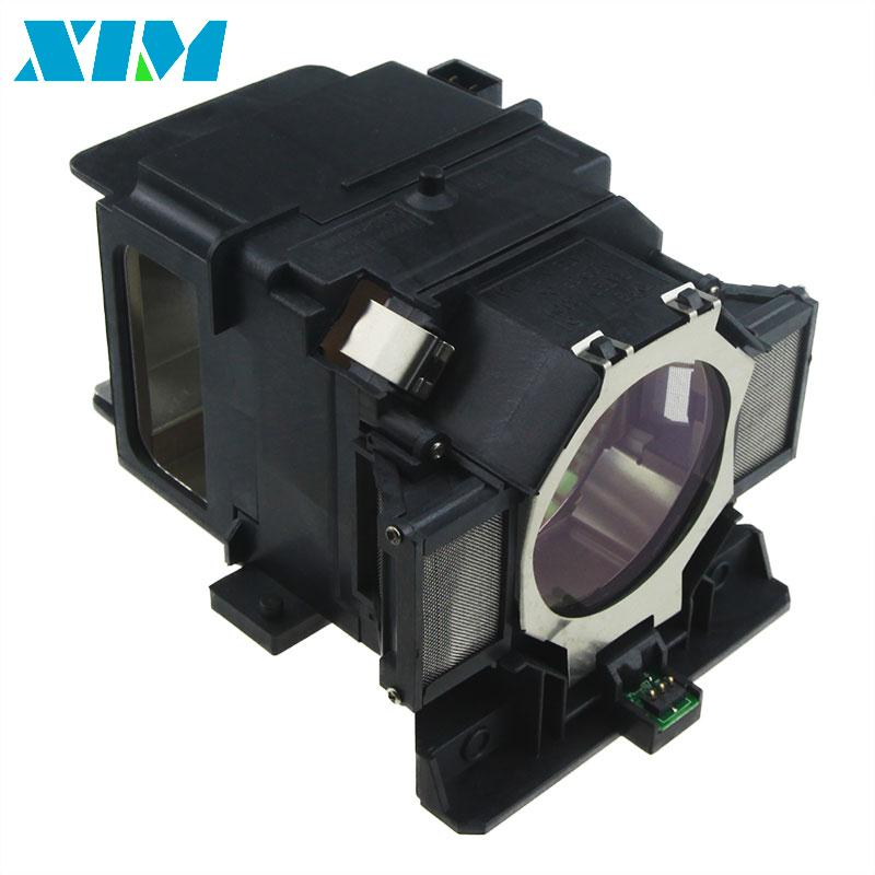 TV Projector Bare Lamp ELPLP73/V13H010L73 For EPSON EB-Z8350W/EB-Z8355W/EB-Z8450WU/EB-Z8455WU/PowerLite Pro Z8150NL<br>