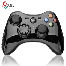 Betop BTP-2185 Double Vibration Wireless Gamepad Games Controller Console Control For PC for PS3 for Android