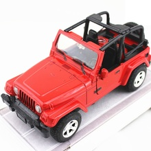 15CM Die Cast Jeep, Alloy Jeep toys car Model. Children's gift and collection,